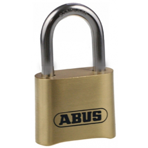 abus 180ib 50 nautilus combination padlock. Black Bedroom Furniture Sets. Home Design Ideas